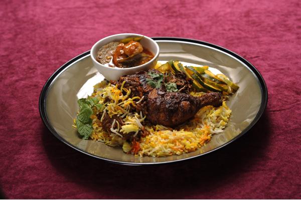 fried-chicken-beryani