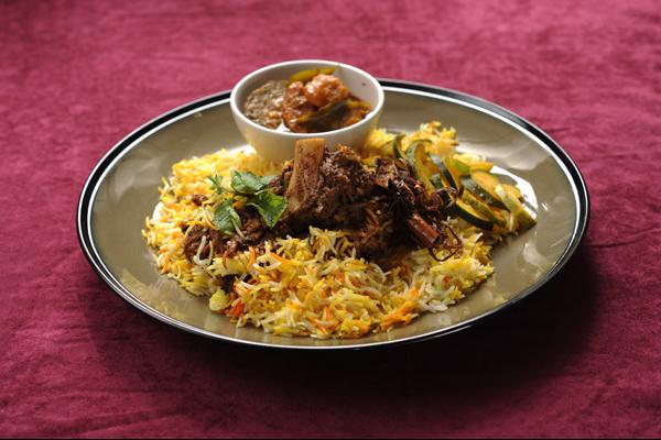 mutton-beryani